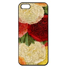 Flowers 1776429 1920 Apple Iphone 5 Seamless Case (black) by vintage2030