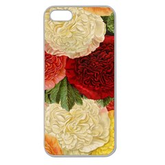 Flowers 1776429 1920 Apple Seamless Iphone 5 Case (clear) by vintage2030