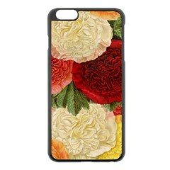Flowers 1776429 1920 Apple Iphone 6 Plus/6s Plus Black Enamel Case by vintage2030