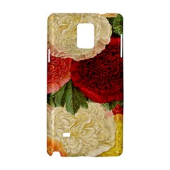 Flowers 1776429 1920 Samsung Galaxy Note 4 Hardshell Case by vintage2030