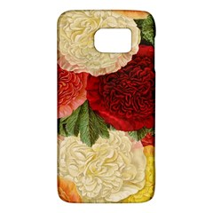 Flowers 1776429 1920 Samsung Galaxy S6 Hardshell Case  by vintage2030