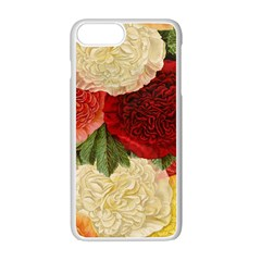 Flowers 1776429 1920 Apple Iphone 7 Plus Seamless Case (white) by vintage2030