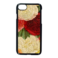 Flowers 1776429 1920 Apple Iphone 8 Seamless Case (black) by vintage2030