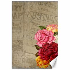 Flower 1646069 1920 Canvas 20  X 30  by vintage2030