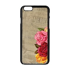 Flower 1646069 1920 Apple Iphone 6/6s Black Enamel Case by vintage2030