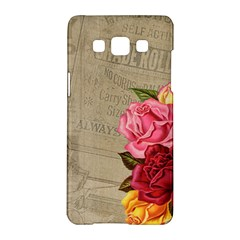 Flower 1646069 1920 Samsung Galaxy A5 Hardshell Case  by vintage2030