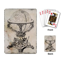 Globe 1618193 1280 Playing Card by vintage2030