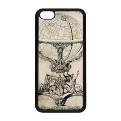 Globe 1618193 1280 Apple Iphone 5c Seamless Case (black) by vintage2030