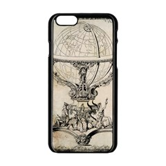 Globe 1618193 1280 Apple Iphone 6/6s Black Enamel Case by vintage2030