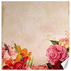 Flower 1646045 1920 Canvas 12  X 12  by vintage2030