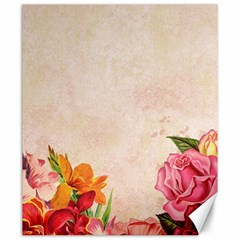 Flower 1646045 1920 Canvas 20  X 24  by vintage2030
