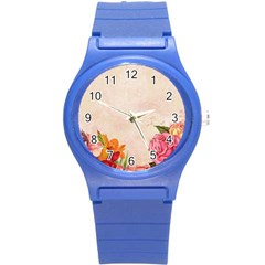 Flower 1646045 1920 Round Plastic Sport Watch (s) by vintage2030