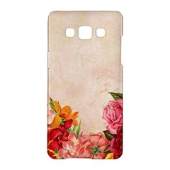 Flower 1646045 1920 Samsung Galaxy A5 Hardshell Case  by vintage2030