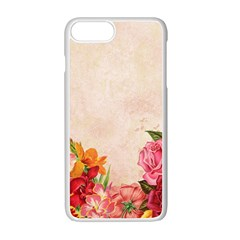 Flower 1646045 1920 Apple Iphone 7 Plus Seamless Case (white) by vintage2030