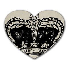 Crown 1515871 1280 Heart Mousepads by vintage2030