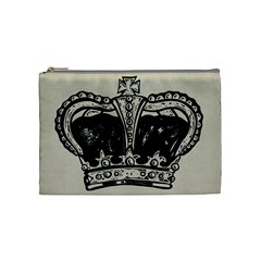 Crown 1515871 1280 Cosmetic Bag (medium) by vintage2030