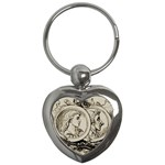 Young 1515867 1280 Key Chains (Heart)  Front