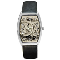 Young 1515867 1280 Barrel Style Metal Watch by vintage2030