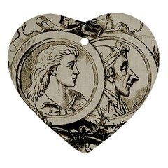 Young 1515867 1280 Heart Ornament (two Sides) by vintage2030
