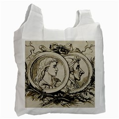 Young 1515867 1280 Recycle Bag (two Side) by vintage2030