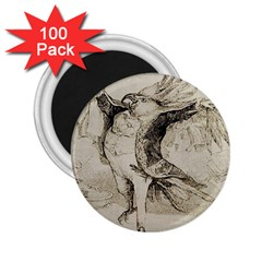 Bird 1515866 1280 2 25  Magnets (100 Pack)  by vintage2030