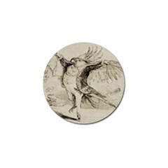Bird 1515866 1280 Golf Ball Marker (10 Pack) by vintage2030