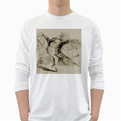Bird 1515866 1280 Long Sleeve T Shirt by vintage2030