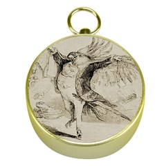 Bird 1515866 1280 Gold Compasses by vintage2030