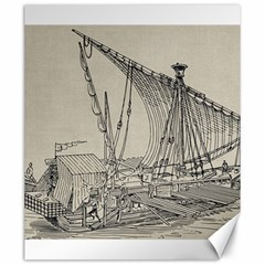 Ship 1515860 1280 Canvas 20  X 24  by vintage2030