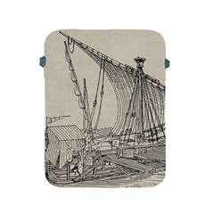 Ship 1515860 1280 Apple Ipad 2/3/4 Protective Soft Cases by vintage2030