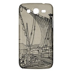 Ship 1515860 1280 Samsung Galaxy Mega 5 8 I9152 Hardshell Case  by vintage2030