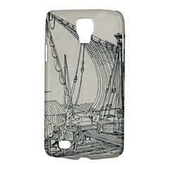 Ship 1515860 1280 Samsung Galaxy S4 Active (i9295) Hardshell Case by vintage2030