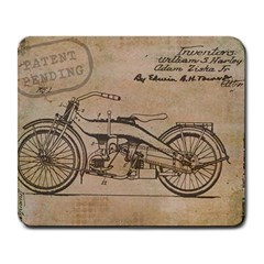 Motorcycle 1515873 1280 Large Mousepads by vintage2030