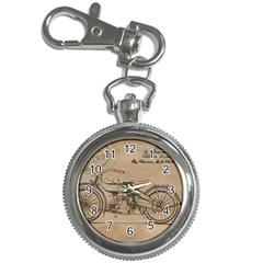 Motorcycle 1515873 1280 Key Chain Watches by vintage2030