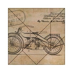 Motorcycle 1515873 1280 Acrylic Tangram Puzzle (6  X 6 ) by vintage2030
