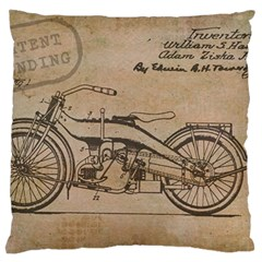 Motorcycle 1515873 1280 Large Flano Cushion Case (two Sides) by vintage2030