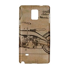 Motorcycle 1515873 1280 Samsung Galaxy Note 4 Hardshell Case by vintage2030