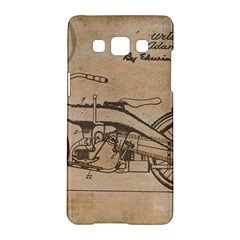 Motorcycle 1515873 1280 Samsung Galaxy A5 Hardshell Case  by vintage2030