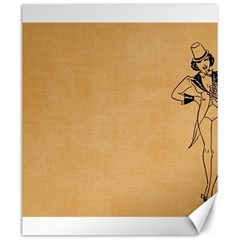 Flapper 1515869 1280 Canvas 20  X 24  by vintage2030