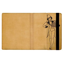 Flapper 1515869 1280 Apple Ipad 3/4 Flip Case by vintage2030