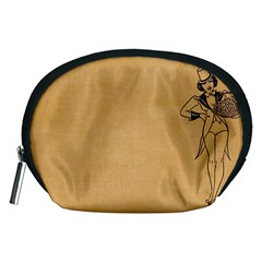 Flapper 1515869 1280 Accessory Pouch (medium) by vintage2030