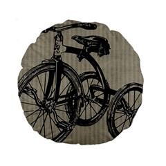 Tricycle 1515859 1280 Standard 15  Premium Round Cushions