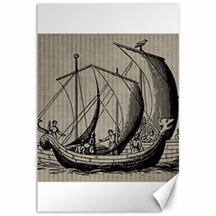 Ship 1515875 1280 Canvas 12  X 18  by vintage2030