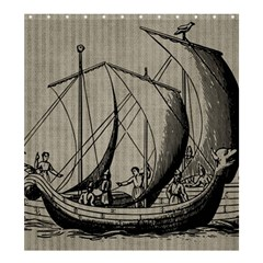 Ship 1515875 1280 Shower Curtain 66  X 72  (large)  by vintage2030