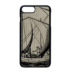 Ship 1515875 1280 Apple Iphone 7 Plus Seamless Case (black) by vintage2030