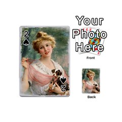 Vintage 1501585 1280 Copy Playing Cards 54 (mini)  by vintage2030