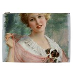 Vintage 1501585 1280 Copy Cosmetic Bag (XXL) Front
