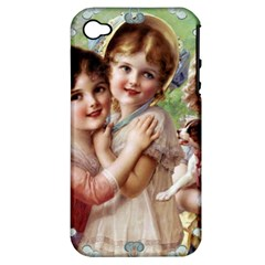 Vintage 1501556 1920 Apple Iphone 4/4s Hardshell Case (pc+silicone) by vintage2030