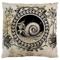Snail 1618209 1280 Large Cushion Case (one Side) by vintage2030
