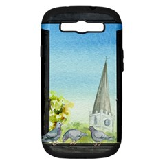 Town 1660455 1920 Samsung Galaxy S Iii Hardshell Case (pc+silicone) by vintage2030